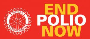 Rotary's own charity - Foundation - End Polio Now