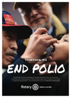 End Polio Now mini Fundraiser