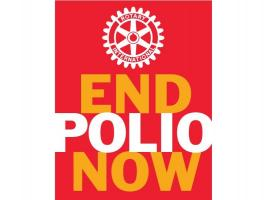 Rotary has been at the heart of the campaign to rid the world of Polio for well over 30 years.