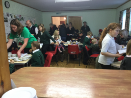 Rogart Rotakids hold successful coffee morning