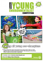 Young Environmentalist competition 2020/21