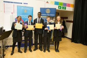 Tuesday 7th Feb 2017 French Speaking Competition