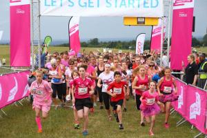 Race for Life 2015 raise £256,000
