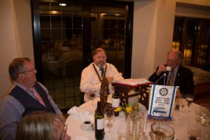 Guest Evening 31st March 2016