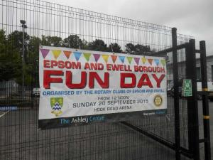 Epsom and Ewell FUN DAY