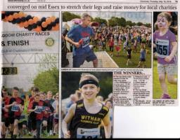 Record field  - Essex Chronicle 19 May 2016