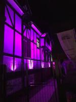 Lighting Northwich Purple