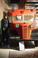 Visit to Greenock Fire Brigade Museum.