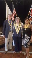 President's Evening - The Hough End Centre, Chorlton, M/cr& Charter Night