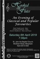 Come and celebrate with some wonderful music in a beautiful venue in a pre Easter musical fantasia