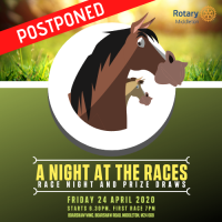 A Night at the Races - POSTPONED