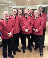 SALVATION ARMY JOIN CHRISTCHURCH  ROTARIANS FOR CAROL SINGING