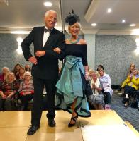 CHARITY FASHION SHOW FOR LIVING MEMORIES GROUP