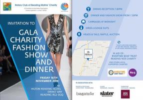 Fundraising Fashion Show