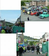 Some of the attractions of the Rotary Feil Maree