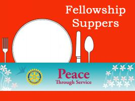 Fellowship Suppers with Christopher Perry