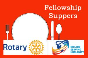 Fellowship Suppers 7th-9th March