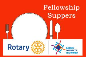 Fellowship Suppers - Hosted by Campbell Keays and David Gordon