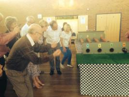 Ferret Racing at Withington Village Hall