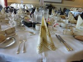 Dec 2014 Christmas Lunch & Guests - Speaker Robin Catchpole