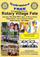 Rotary Village Fete