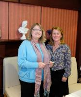 Community Chest Award for March