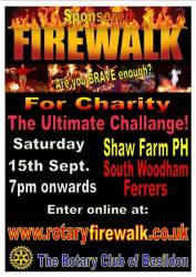 Firewalk Autumn 2012