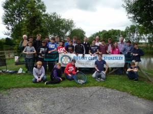 Stokesley School Fishing Competition