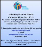 Christmas Float Donation Applications 2019