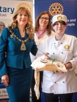 FLEET ROTARY YOUNG CHEF SUCCESS