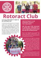 New Rotaract Club