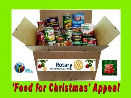 'Food for Christmas' Appeal 2017