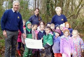 November 2016 Community Grant - Loddiswell Primary School