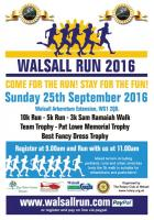 Walsall Fun Run