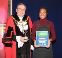 Wandsworth Young Person of the year award 2017