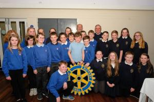 Haddington Rotary Primary School Quiz