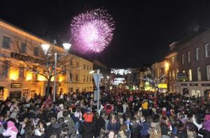 Chelmsford Xmas Lights Switch-on