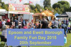 Epsom and Ewell Borough Family Fun Day