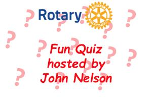 FUN Quiz with John Nelson