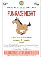 Race Night - Beckington. See the photos of what you missed!