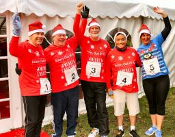 Ely Festive 5k Fun Run Nov 2018