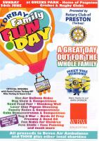 Family Fun Day - 26th June 2016 at Queen's Park