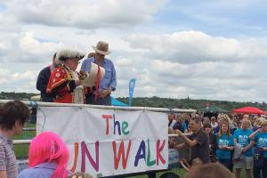 Billericay Fun Walk 2016