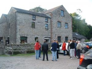 Club Visit to Gleaston Water Mill August 2009