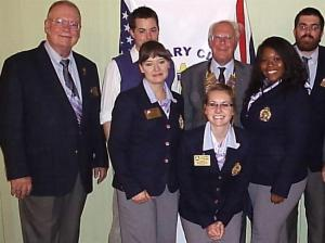 South Illinois Rotarians Visit March