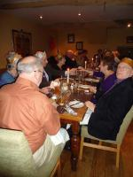 Annual Golfing Rotarians ( and the rest of us!) Christmas meal