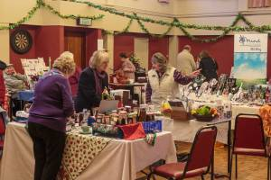 Good Companions Christmas Fair 2013