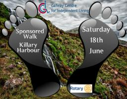 Galway Salthill Rotary Club support Galway Centre for Independent Living