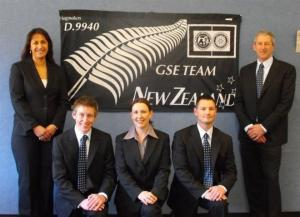 Rotary International Group Study Exchange Team to visit New Zealand in February/March 2010.