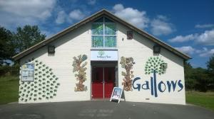 Gallows building